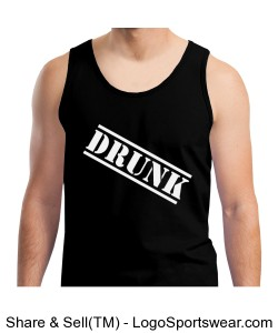 Gildan Adult Heavy Cotton Tank Top  Design Zoom